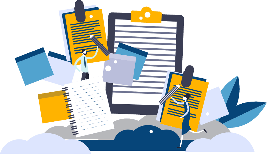 How can the BlueReg Scientific Writing team help you maintain the CTD dossier during lifecycle management?@2x
